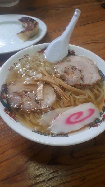 「ラーメン」@青竹打麺 ゆたかやの写真