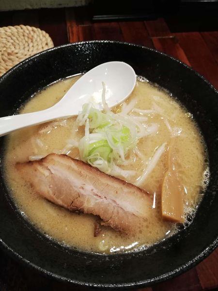 「味噌ラーメン」@HANABIの写真