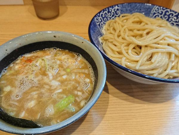 「つけ麺(並)」@孫作の写真