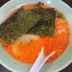 横浜家系ラーメン 日テレ通り 魂心家の写真