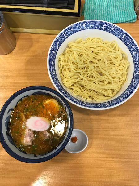 「つけめん 780円」@中華そば 青葉 中野本店の写真