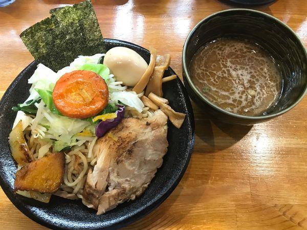 「土竜つけ麺 ¥980」@麺屋 土竜の写真