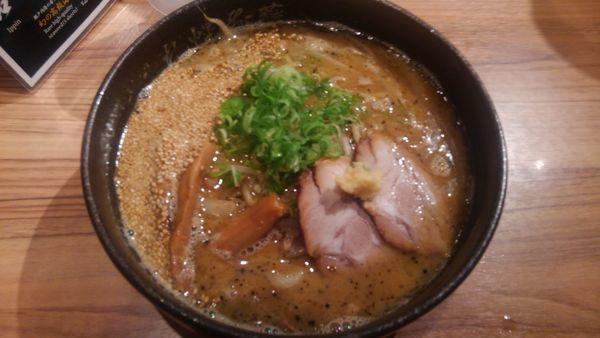 「味噌ラーメン」@札幌飛燕の写真
