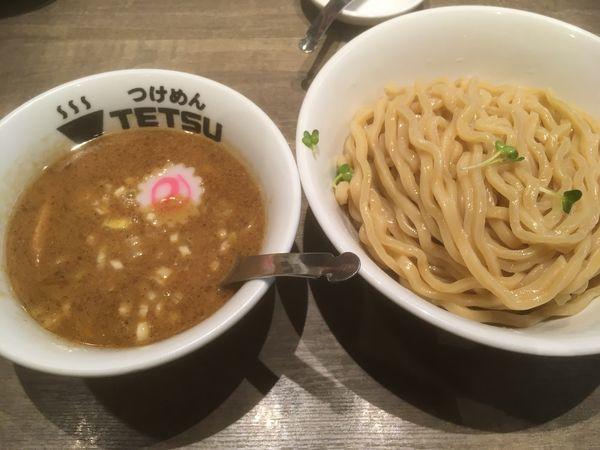 「つけ麺 大盛」@つけめんTETSU 調布店の写真