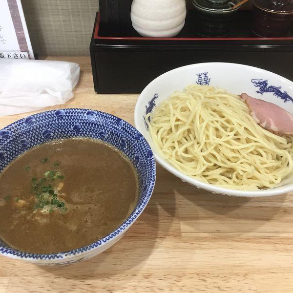 「つけ麺  大」@厳選煮干ラーメン 初代 にぼ助の写真