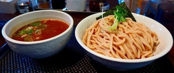 「つけ麺(大)」@ブラウン製麺所の写真