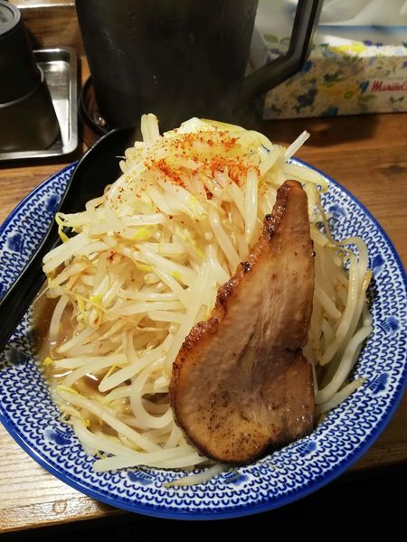 「まじ麺」@つけ麺・まじ麺 真麺目の写真
