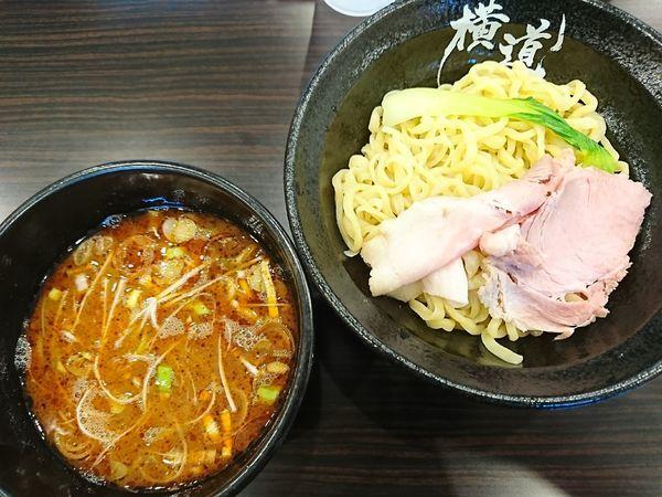 「薬膳つけ麺(850円)」@横道の写真