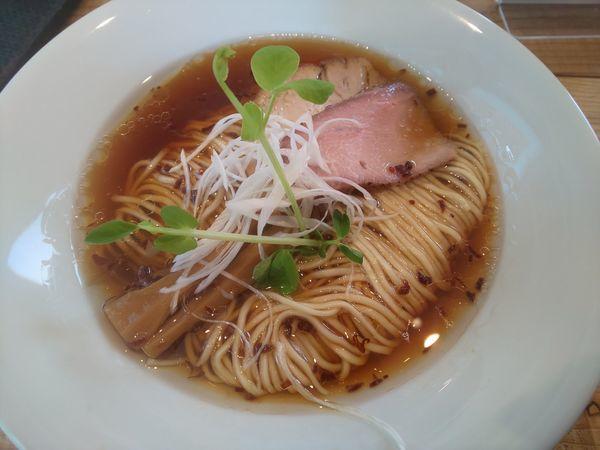 「Kiri_Soba 流山本みりん醤油」@The Noodles & Saloon Kiriyaの写真