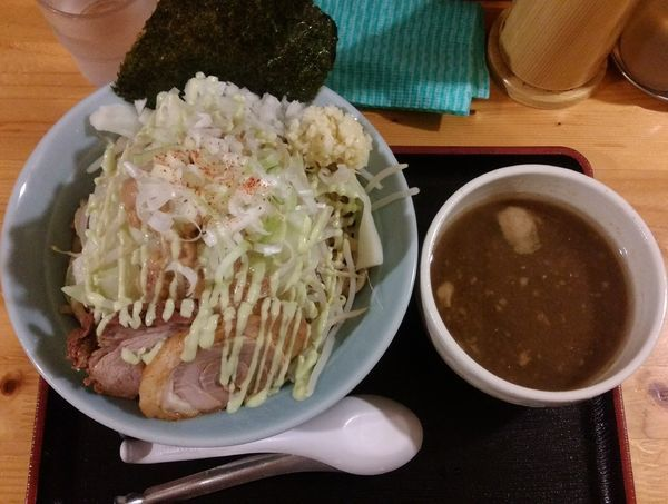「つけ麺880円」@ラーメン慶次郎 本店の写真