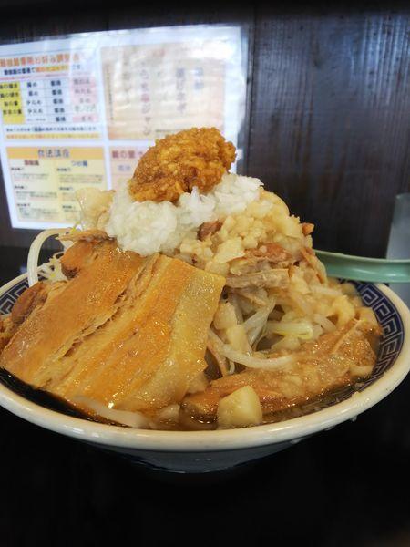「雅狼麺200g」@雅狼の写真