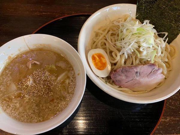 「白味噌つけ麺」@麺や 小五郎の写真