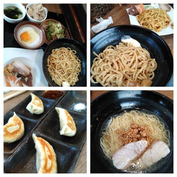 「お任せコース+ライス」@麺家 Shumen Doushiの写真