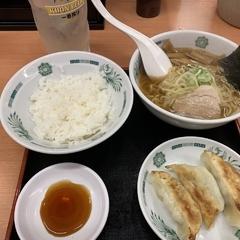 熱烈中華食堂 日高屋 秋津店の写真