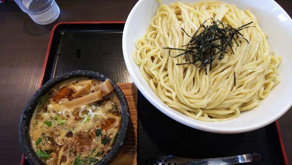 「台湾つけ麺 800㌘  1200円」@つけ麺 丸和 弥富店の写真