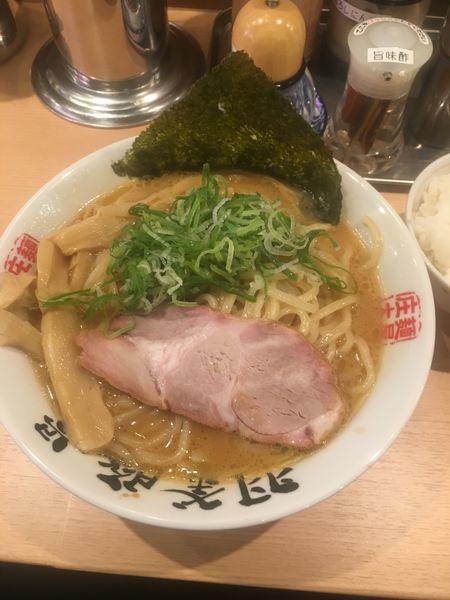 「らぁ麺 大」@麺屋 庄太 赤坂店の写真