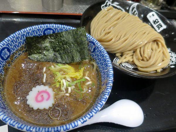 「濃厚つけめん・並 920円」@松戸富田麺絆の写真