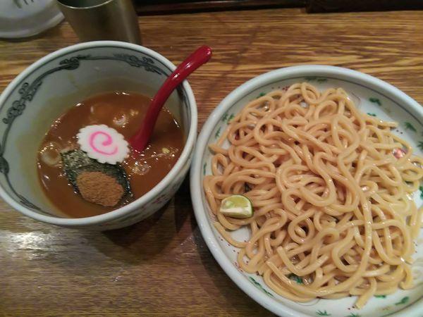 「つけ麺(¥750)」@麺や 六三六 名駅店の写真