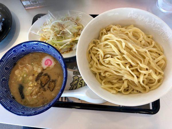 「頑者つけ麺 300g ¥860」@らあめん花月嵐 西原町店の写真