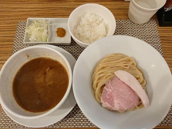 「【数量限定】カレーつけ麺」@つけ麺 和の写真