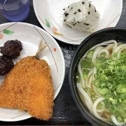 あなぶき家 津田の松原サービスエリア(下り線)店