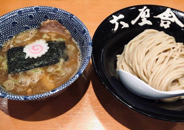 「朝つけめん(¥630)」@六厘舎の写真