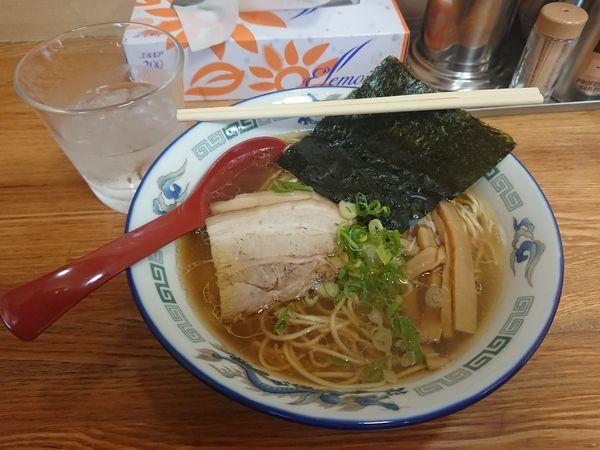 「中華そば」@ひかり食堂の写真
