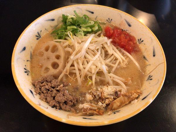 「濃厚味噌らぁ麺」@みそ味専門マタドールの写真