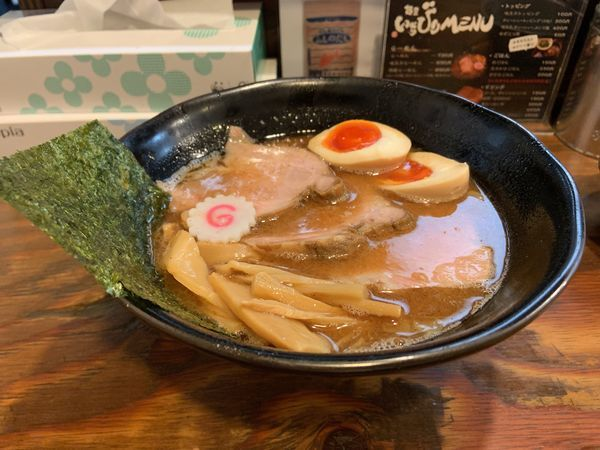 「特製らーめん930」@麺屋いちびりの写真