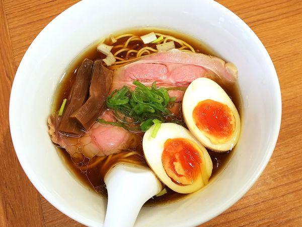 「味玉らぁ麺 850円」@らぁ麺 時は麺なりの写真