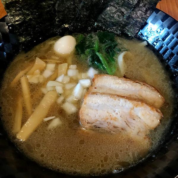 「IEKぽいの好き 750円」@麺&cafe Coi.Coi.の写真