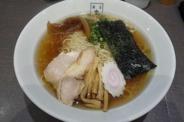 「【夏限定】冷やし醤油」@麺匠 玄龍 ララガーデン長町店の写真