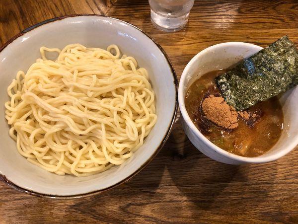 「つけ麺 大盛 熱盛 900円」@風雲児の写真