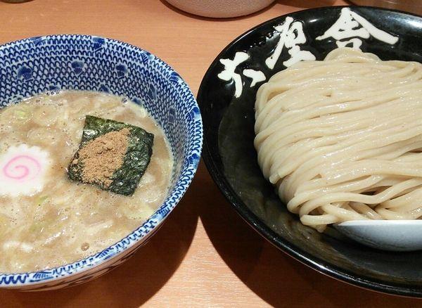 「つけ麺 830円」@六厘舎の写真
