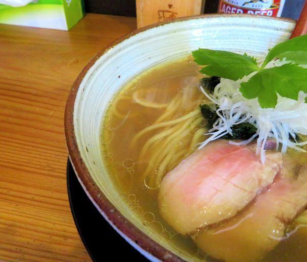 「たんぽぽラーメン2(900円)」@らーめん タンポポの写真