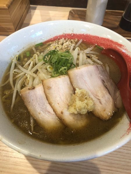 「3枚チャーシュースタミナ味噌」@拉麺 大公の写真