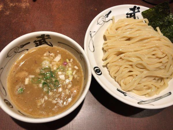 「つけ麺」@麺屋武蔵 武仁の写真