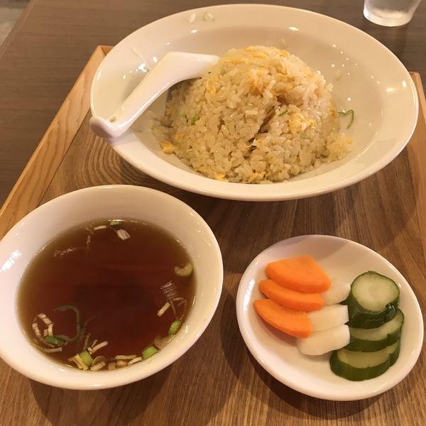 「卵チャーハン(¥700)」@竜香飯店の写真