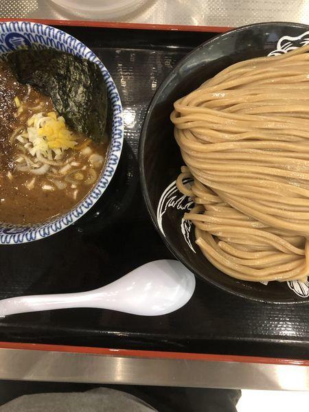 「濃厚つけ麺大」@松戸富田麺絆の写真