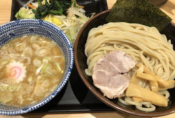 「野菜つけめん」@舎鈴 八重洲店の写真