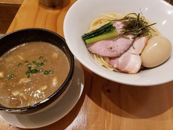 「つけ麺 味玉」@麺処 ぐり虎 本店の写真