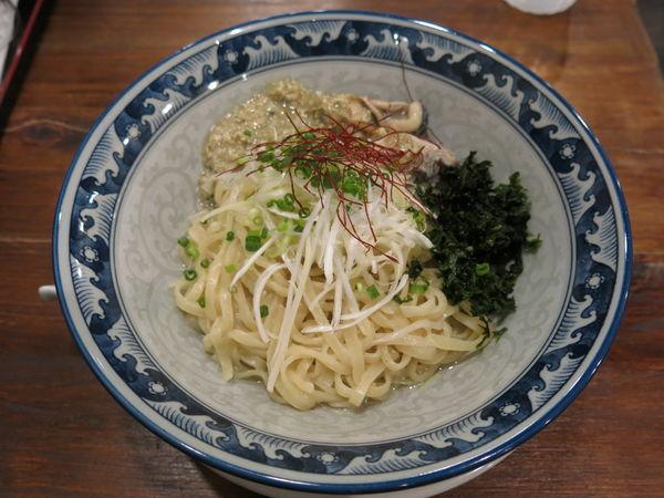 「牡蠣のまぜそば:900円」@貝料理 梵厨の写真