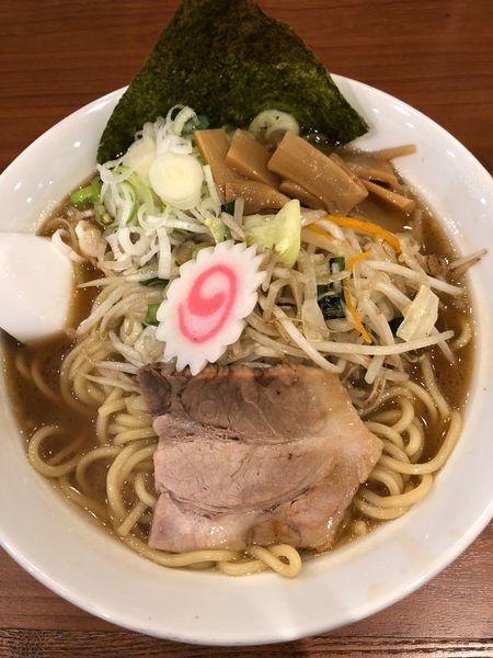 「野菜ラーメン940円」@大勝軒まるいち 西荻窪店の写真