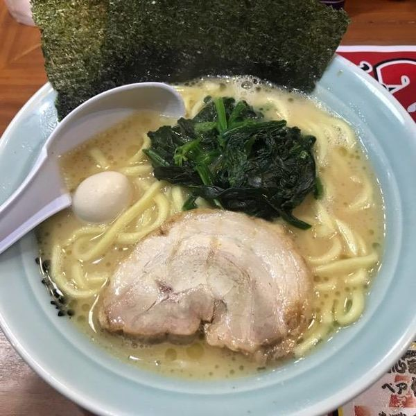 「ラーメン(塩) 680円」@目黒 魂心家の写真