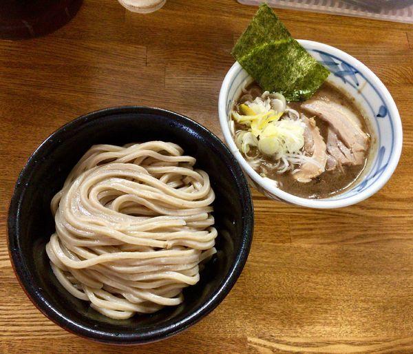「つけ麺 並」@中華そば つけ麺 村岡屋の写真