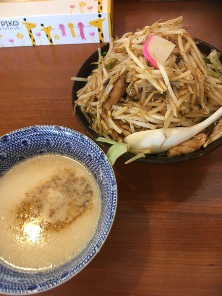 「もりタンメン(890円)」@フタツメ 伊勢崎店の写真