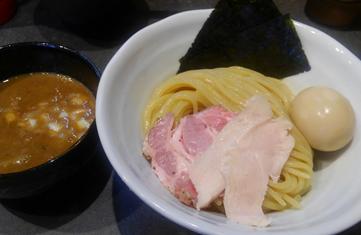 「特製濃厚豚骨魚介つけ麺」@RAMEN 火影 produced by 麺処ほん田の写真