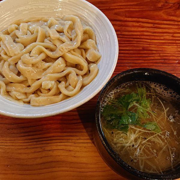 「つけ麺980円」@純手打ち 麺と未来の写真