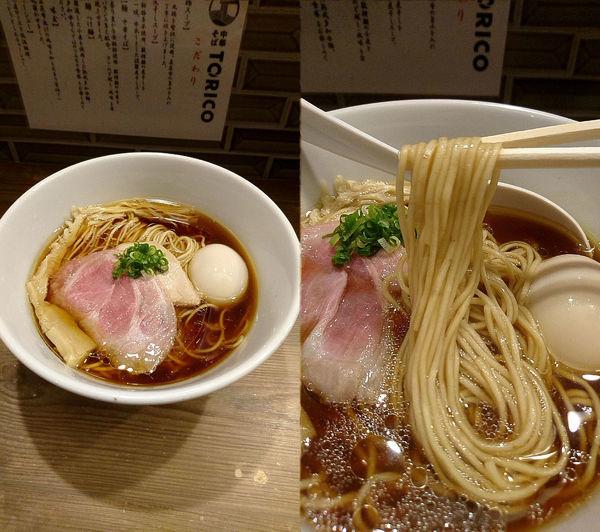 「『味玉中華そば(¥850)』」@中華そば TORICOの写真
