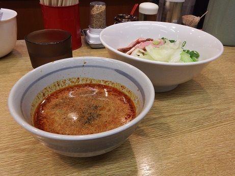 「広島つけめん」@RAMEN 一麺托生の写真